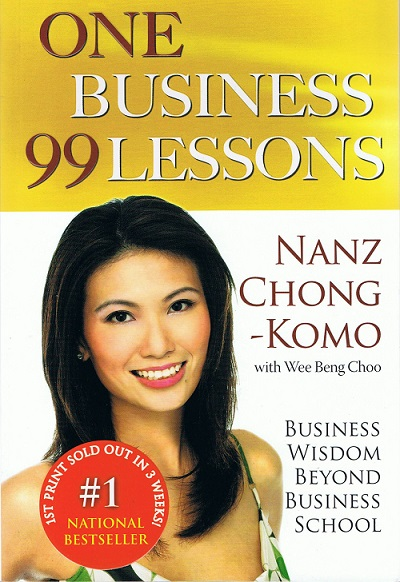 ONE BUSINESS 99 LESSON by Nanz Chong-Komo_small
